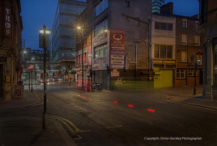 Thomas Street, NQ, Manchester.