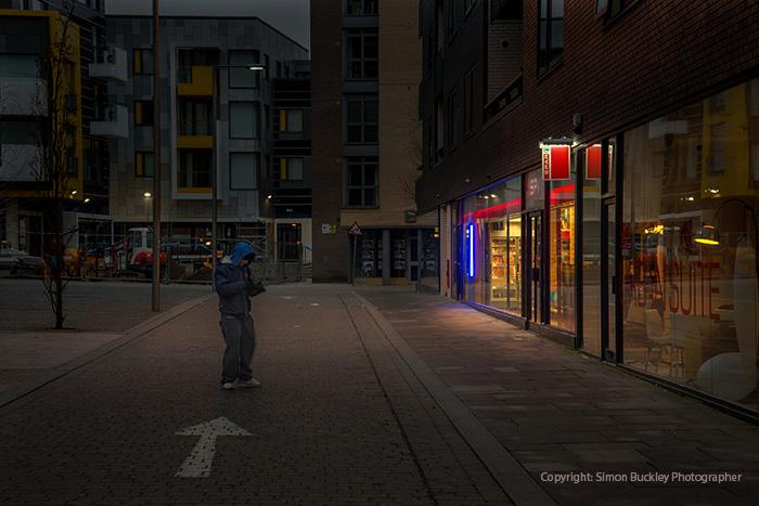 Smithfield Square, Manchester.