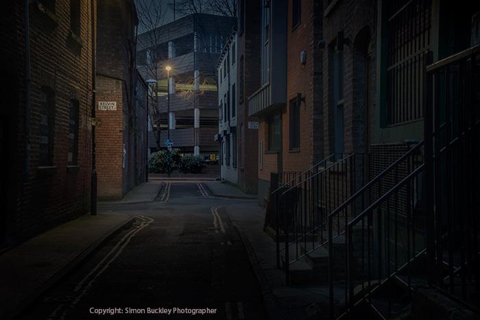 Kelvin Street, Manchester.