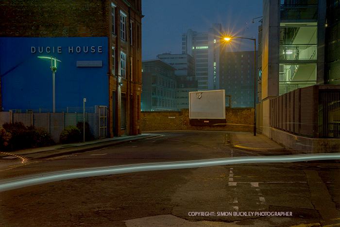 Ducie House, Laystall Street, Manchester