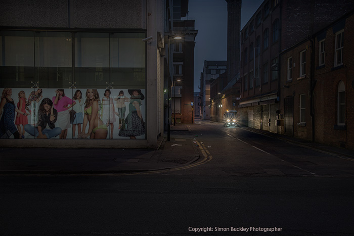 Lever Street, Manchester