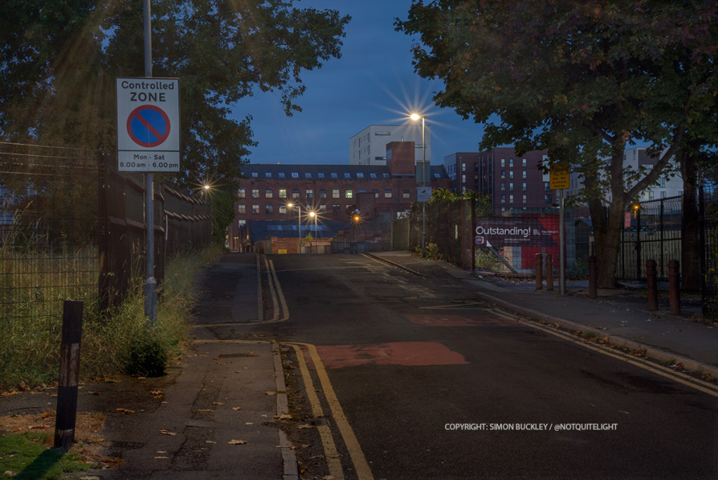 jersey street ancoats looking south