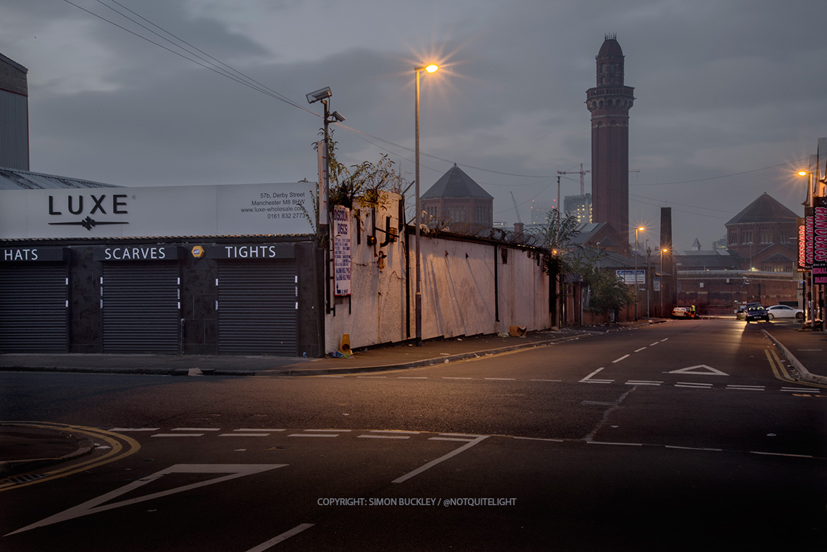strangeways at dawn