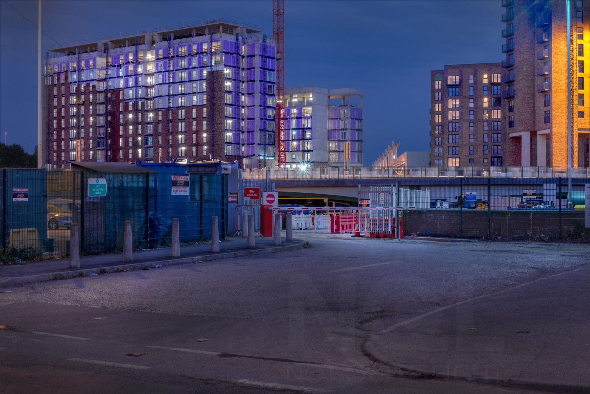 water street manchester development
