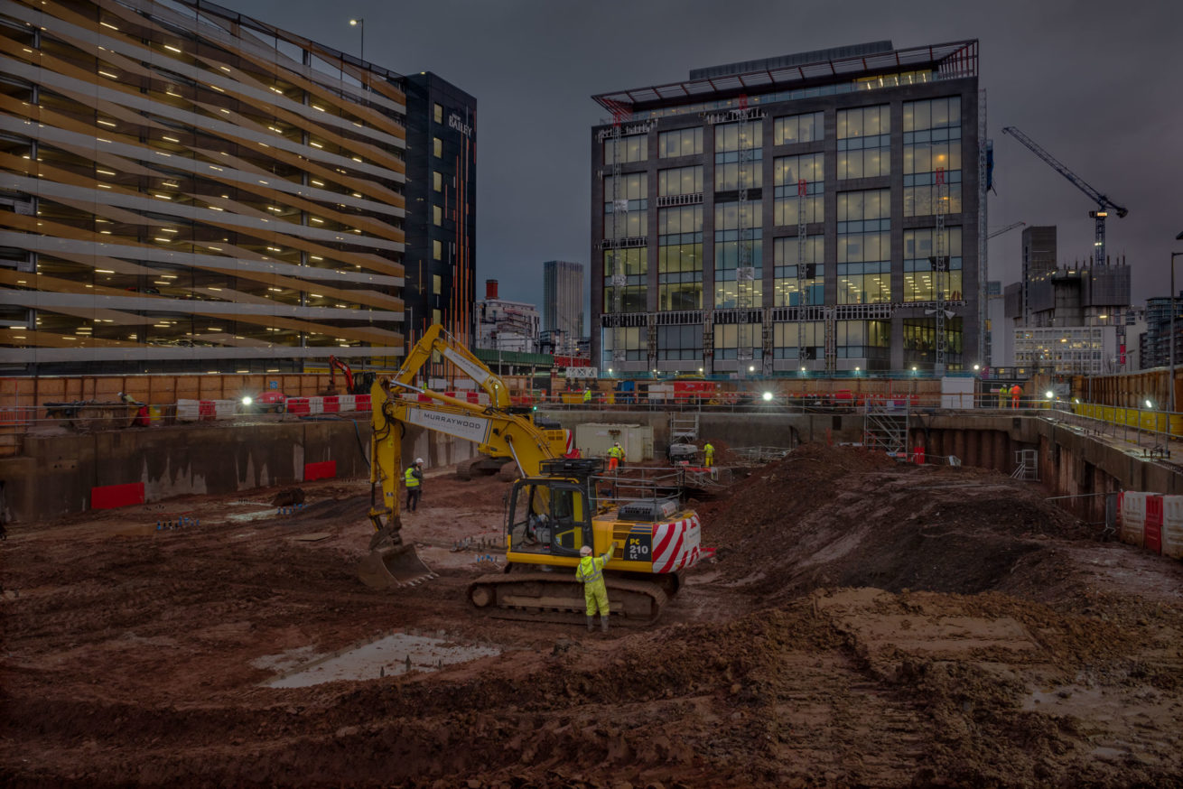 NEW BAILEY 2, SALFORD
