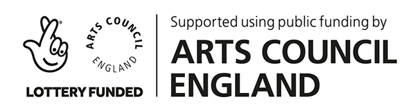 Lottery Funded / Arts Council England