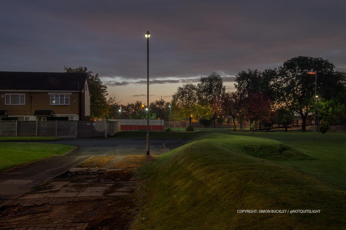 jersey street ancoats manchester dawn