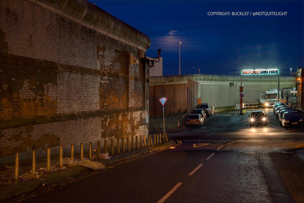 Strangeways Prison on Empire Street