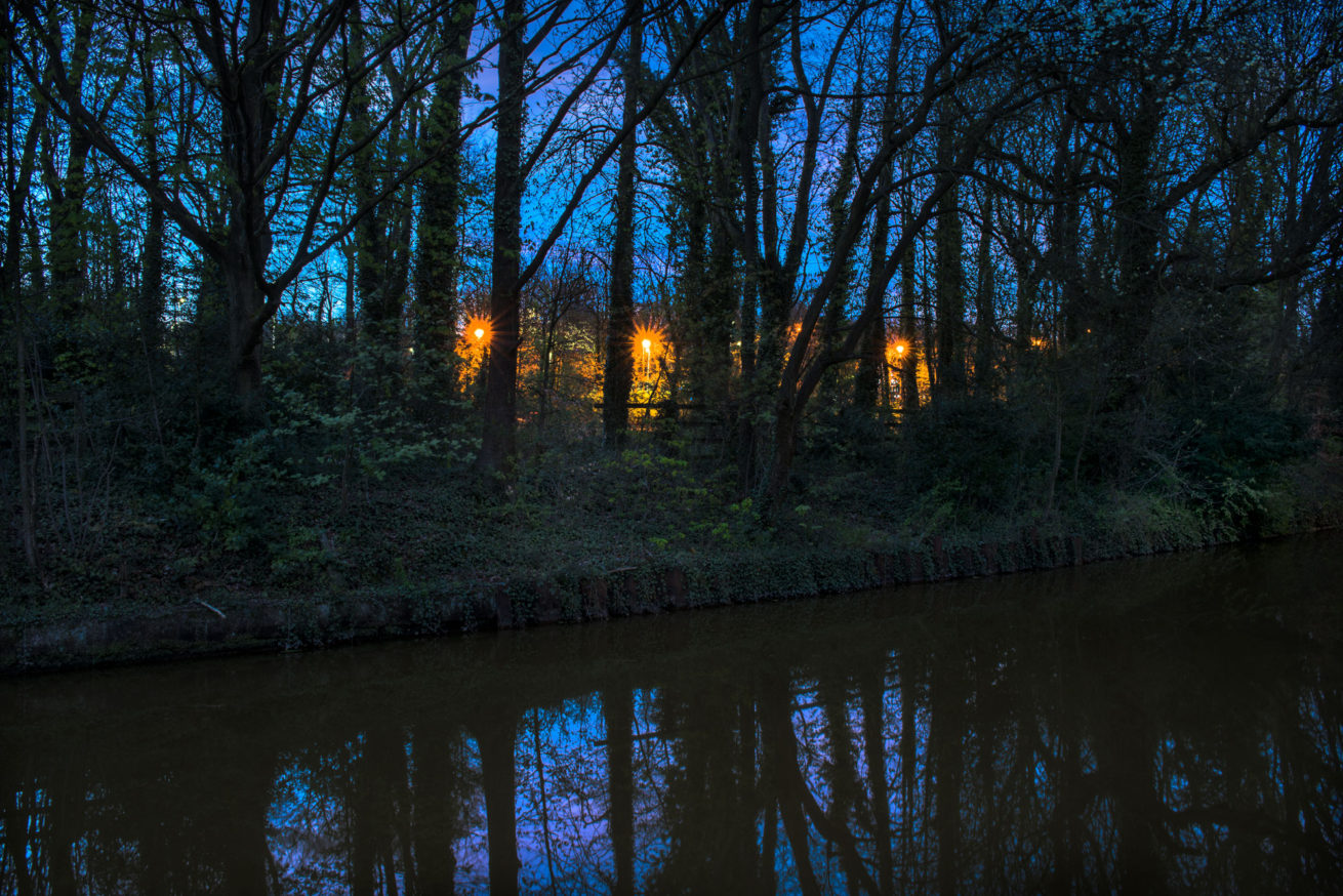 Bridgewater Canal Worsley Spring