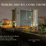 staff from the lowry hotel tell the story of where they came from