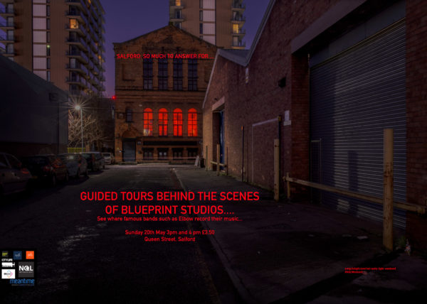 not quite light weekend may event salford music guided tourmusic