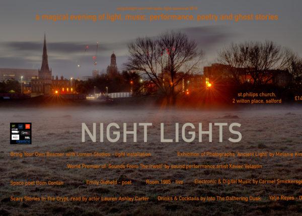 not quite light weekend event may 2018 music art