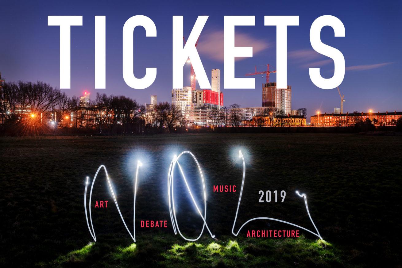 ticket details for not quite light festival 2019